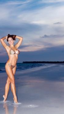 bikini: Hope